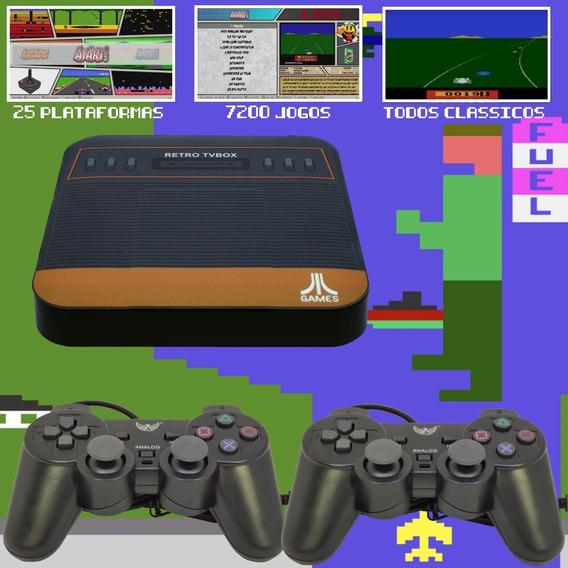 Videogame Retro Mini Atari 2600