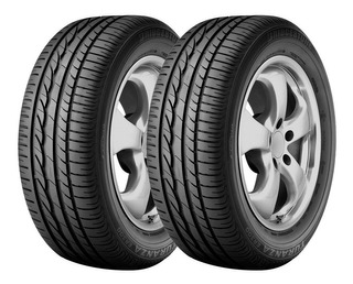Kit X2 Bridgestone 195 55 R15 85h Turanza Er30 18 Cuotas!
