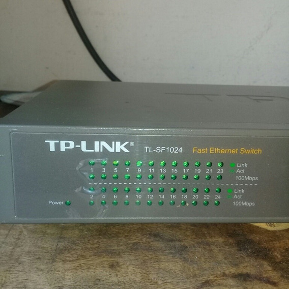 Switch Tp-link Tp-sf 1024