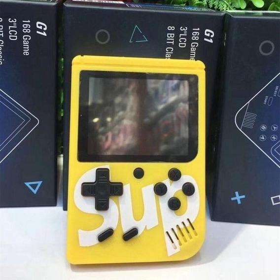 Video Game Portatil 400 Jogos Internos - Mini Game Sup Game