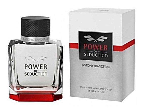 Antonio Banderas Power Of Seduction 100 Ml Edt Spray De Anto