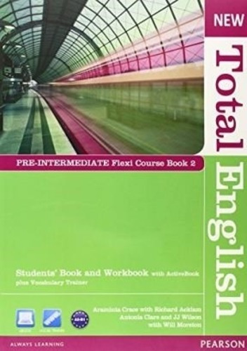 Imagen 1 de 1 de New Total English Pre Intermediate - Flexi Pack 2 - Pearson