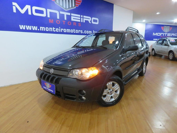 Fiat Palio Weekend 1.8 Adventure 8v Flex Completa C/ Rodas