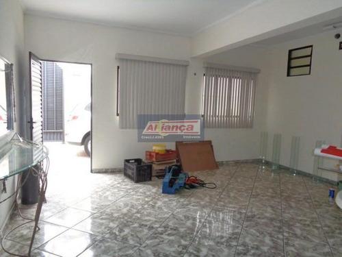 Prédio Comercial À Venda, Jardim Tranqüilidade, Guarulhos. - Ai4734