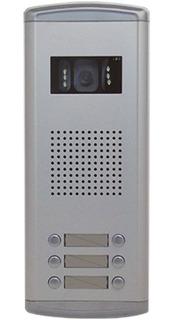 Kit Videoportero Edificio Analogo 6 Monitores Touch Hd Chapa