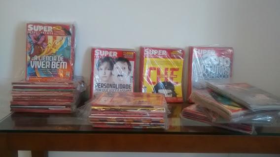 Coleção De Revistas Super Interessante