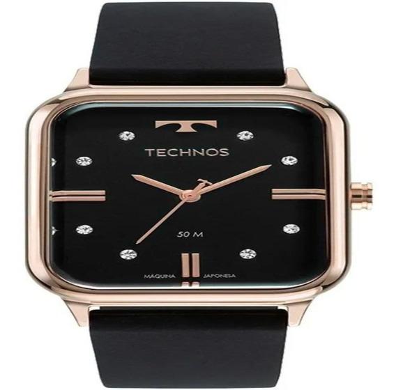 Relógio Technos Feminino Fashion Style Bicolor 2039cs/2p