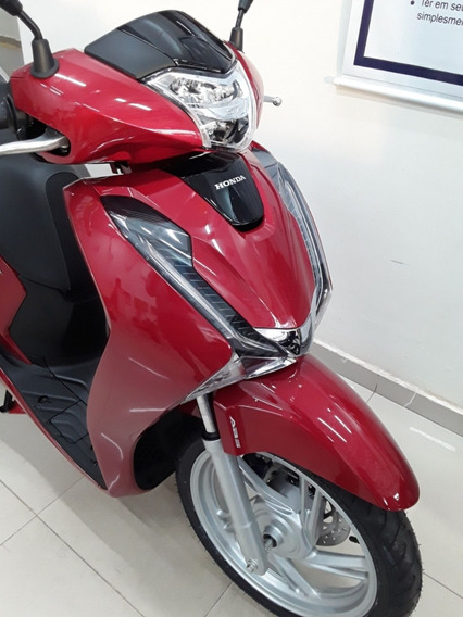 Scooter Sh150i Abs, Computador De Bordo, Aro 16, Smart Key