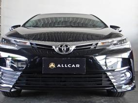 Toyota Corolla 2.0 Xrs Flex. Preto 2017/18