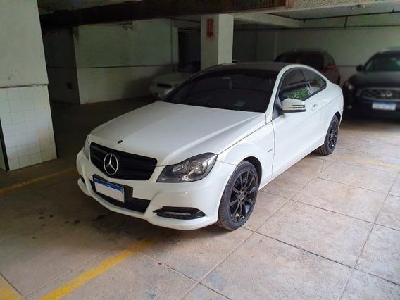 Mercedes-benz C-180 Coupe 2012