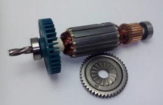 Rotor + Engrenagem Furadeira Hp1640 Makita 127v Original