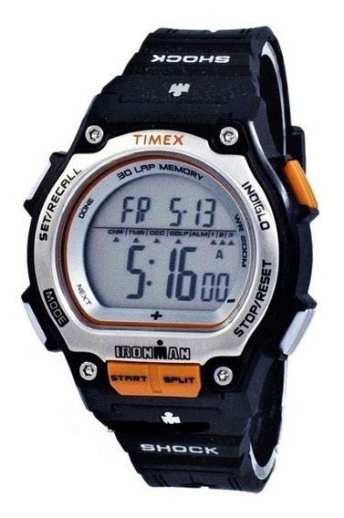 Reloj Timex Ironman Triathlon Shock / Original