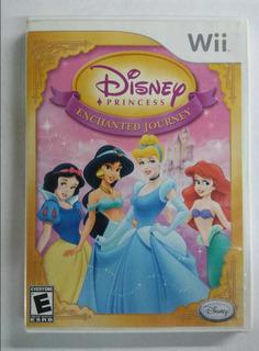 Juego Original Wii Disney Princess, Usado