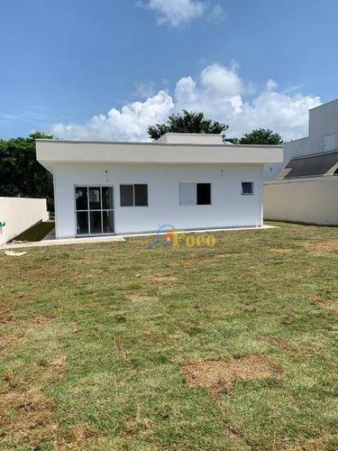 Casa Com 3 Dormitórios À Venda, 171 M² Por R$ 680.000,00 - Condomínio Bosque Dos Pires - Itatiba/sp - Ca0981