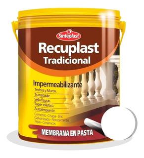 Recuplast Tradicional Membrana 4 Lts. Sinteplast - Iacono