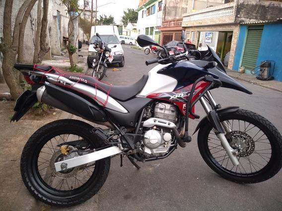 Honda Xre 300 Branca