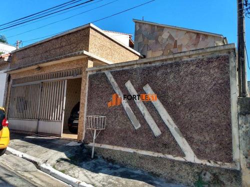 Imagem 1 de 1 de Terreno À Venda, 280 M² Por R$ 535.000,00 - Vila Nhocune - São Paulo/sp - Te0011
