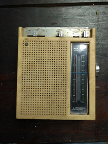 Radio Transistor Mitsubishi Electric , O Barateiro