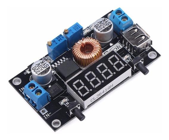 2x Fontes Dc Ajustavel 3-36v 1.25-32v 5a Amperimetro Arduino