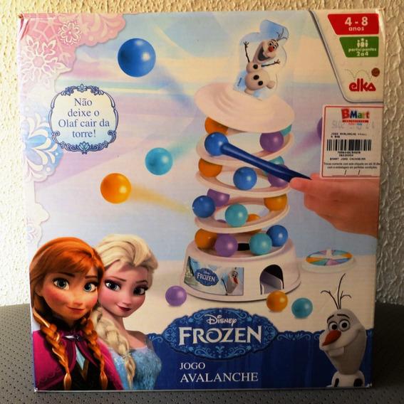 Frozen Jogo Avalanche Elka