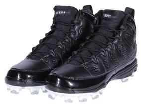 hot sale online 9d5dc f3d7a Spikes Air Jordan Retro 9 Baseball Números 31 Mx.