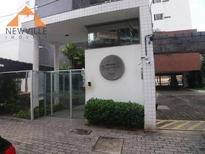 Apartamento Com 2 Quartos Para Alugar, 55 M² Por R$ 1.827/mês - Rosarinho - Recife/pe - Ap1933