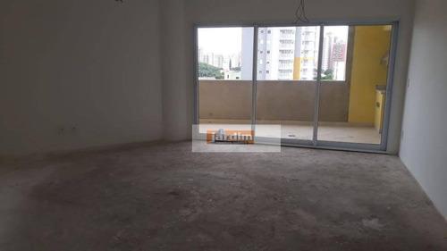 Apartamento Com 3 Dormitórios À Venda, 160 M² Por R$ 1.100.000 - Vila Assunção - Santo André/sp - Ap6170