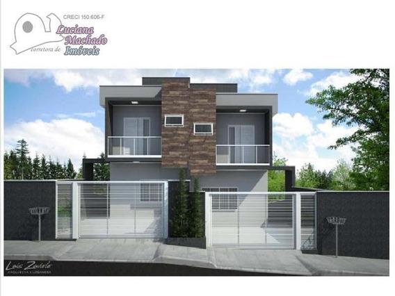 Casa Para Venda Em Atibaia, Jardim Maristela, 2 Dormitórios, 2 Suítes, 2 Banheiros, 2 Vagas - Ca00673