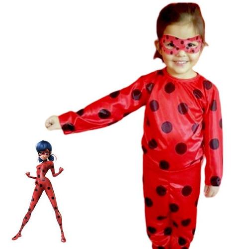 Disfraz Lady Bug Miraculous - Mariquita Miraculus Disfraces