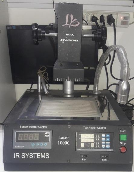 Estação De Retrabalho (bga) Laser 10000