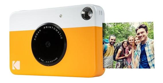 Câmera Digital Instantânea Kodak 5mp Printomatic