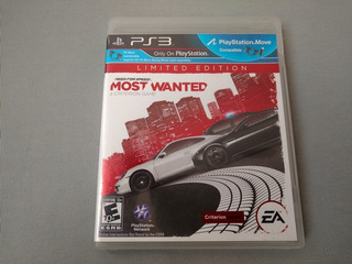 Need For Speed Most Wanted Original Para Ps3