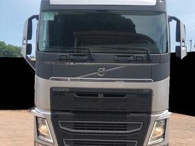 Volvo Fh 460 6x2 Teto Alto Automatico Cabine Ec 2018 / 2018