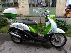 Moto Yamaha Fino 2013 Automatica 10.000km, Exelente Estado
