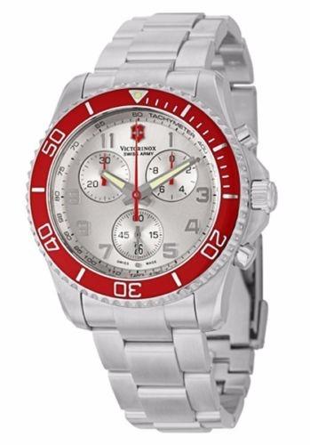 Relogio Vitorinox Swiss Army Maverick Gs Chronograph #241434