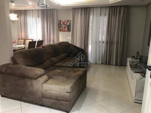 Imagem 1 de 20 de Casa Com 3 Dormitórios À Venda, 165 M² Por R$ 1.490.000,00 - Tamboré 5 - Santana De Parnaíba/sp - Ca0788