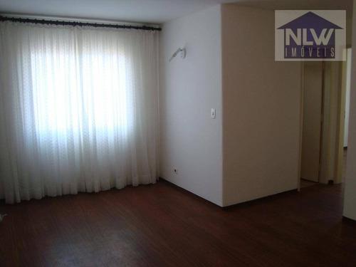 Apartamento Com 2 Dormitórios À Venda, 65 M² Por R$ 298.000,00 - Jardim Esmeralda - São Paulo/sp - Ap0509