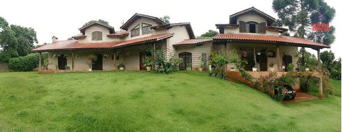 Casa Com 4 Dormitórios À Venda, 600 M² Por R$ 720.000 - Terra Preta - Mairiporã/sp - Ca0442
