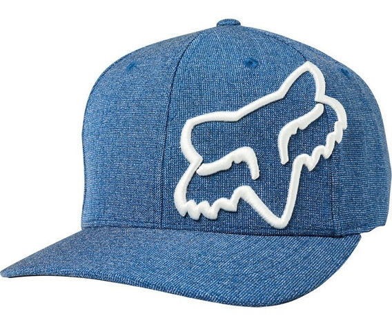 Gorra Fox Clouded Flexfit Azul Casual