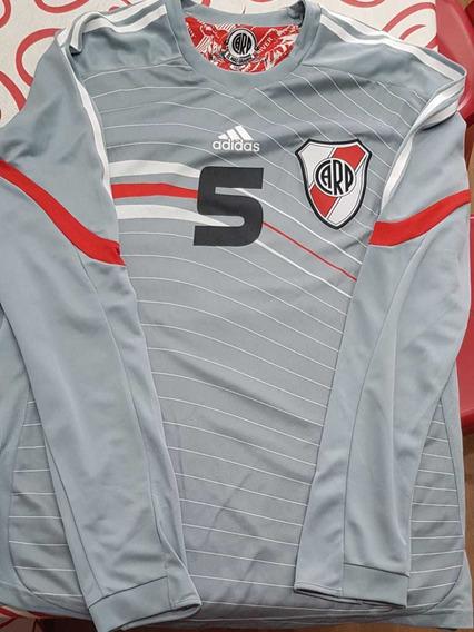 Camiseta River Plate 2009 Gris