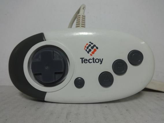 Controle Mega Drive 3 Botões Original Tectoy A