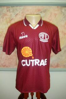 Camisa Futebol Ferroviaria Araraquara Hawk Jogo Antiga 370