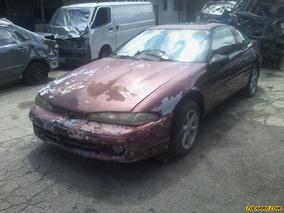 Chocados Mitsubishi Eclipse