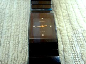 Relógio Rado Jubilé Ceramics Hiig Tech Cerâmica Preto