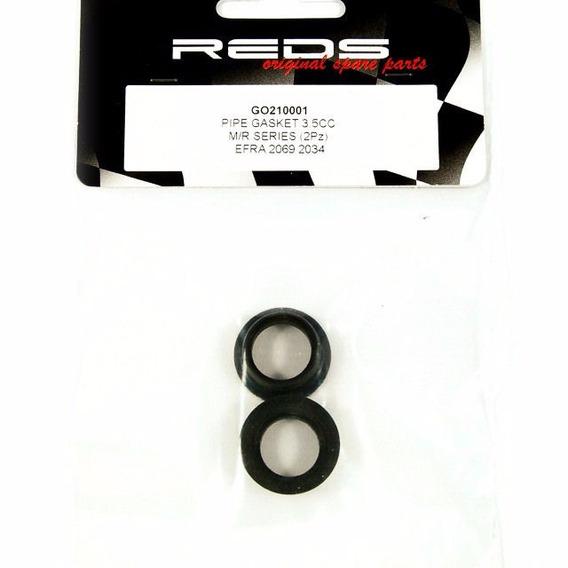 Reds Gm0001 Pipe Gasket 21 3.5cc M/r Series (2pcs)