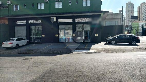 Aluga-se Loja Com 06 Vagas Na Vila Leopoldina - 85-im507786