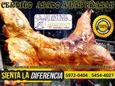 Cerditos Asados En Guatemala Banquetes O Catering Parrillada