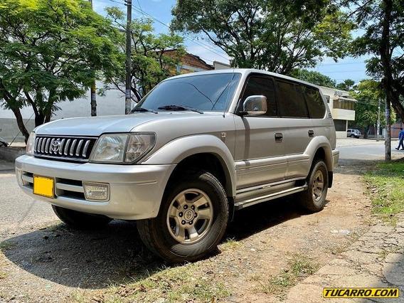 Toyota Prado Vx Mt 3400cc 7p