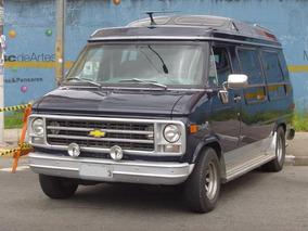 Chevrolet Chevy Van Bonaventura V8 Automática