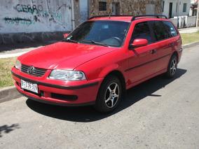 Volkswagen Parati Gli 1.8 Año 2000